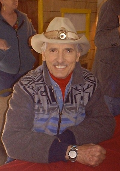 DENNIS WEAVER-ACTOR, ECOLOGIST